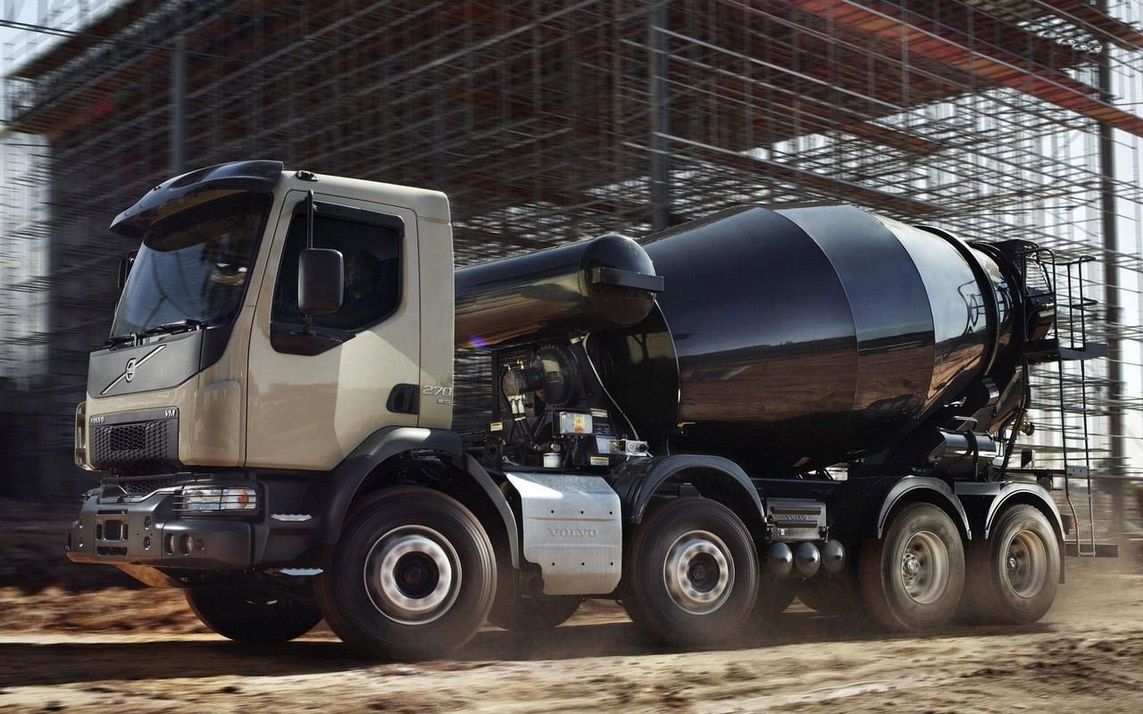 Доставка бетона бетоносмесителем раствор цементный м150 пк4